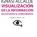 Portada Libro Visualización de la información